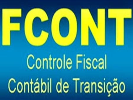 FCont deverá ser entregue até 29 de junho