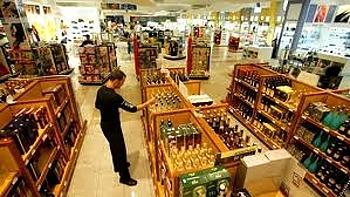Receita autoriza free shops fora das áreas de desembarque nos aeroportos