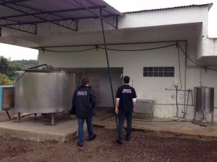Receita Estadual investiga sonegação de ICMS na Operação Leite Compen$ado – Rio Grande do Sul