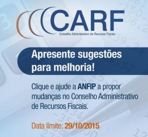 Associação prepara sugestões à CPI do Carf; envie propostas até dia 29
