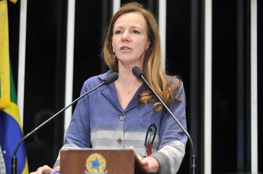 Vanessa Grazziotin defende aprovação de medidas para evitar evasão fiscal