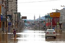 Santa Catarina – Fazenda prorroga prazo de pagamento do ICMS para empresas atingidas pelas chuvas em outubro