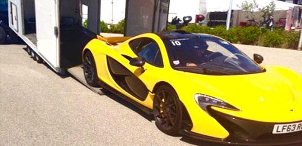 Juiz afasta cobrança de IPI de McLaren importada para uso pessoal