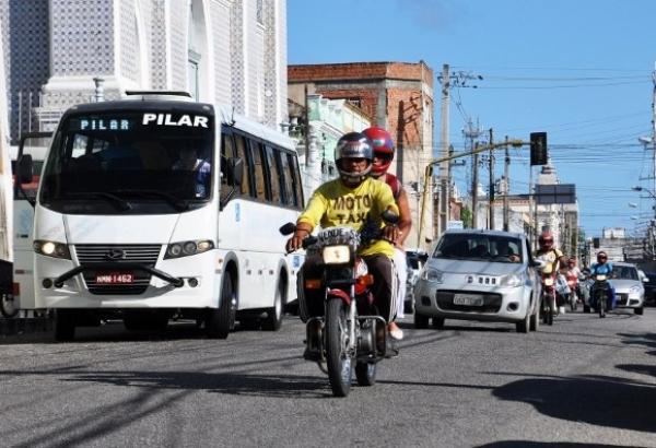 Sefaz Alagoas regulamenta isenção de IPVA para mototáxi e transporte complementar