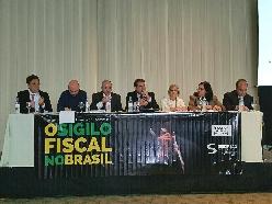 Seminário sobre Sigilo Fiscal: Complexidade prejudica fisco brasileiro