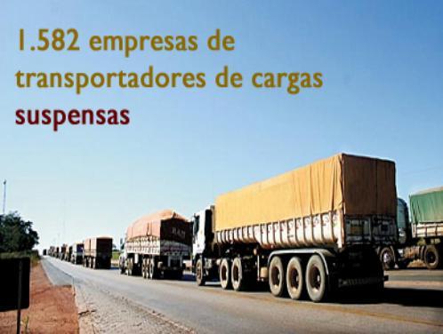 Sefaz MA suspende transportadores de carga que não emitem Documento Fiscal Eletrônico