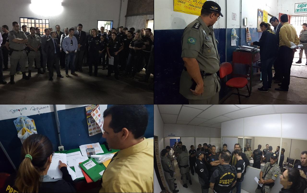 Goiás – Operação prende empresários suspeitos de sonegar R$ 130 milhões