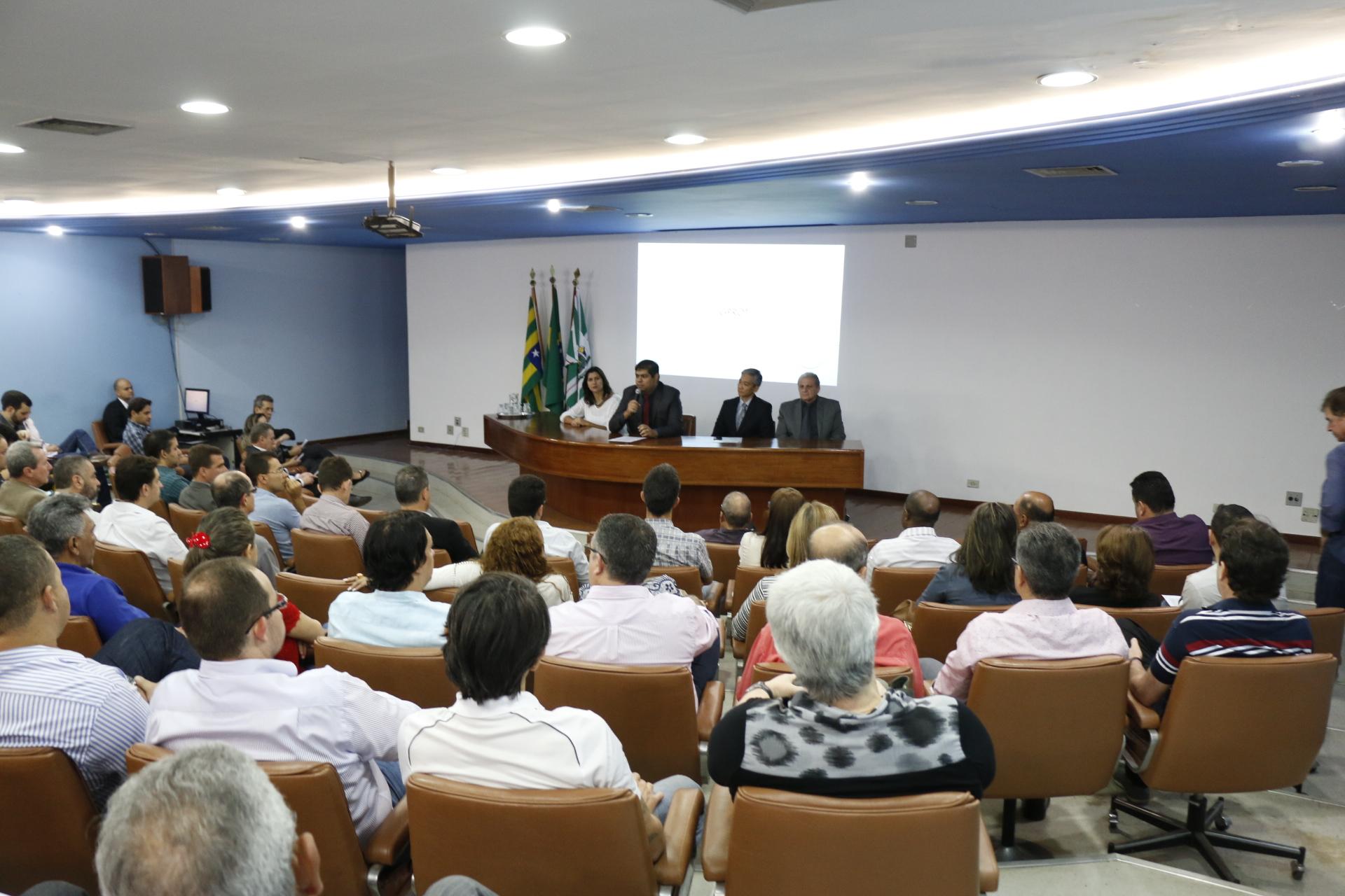 Goiás – Curso treina fisco para combater a sonegação