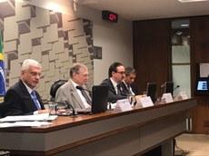 Secretário da Receita Federal participa de audiência pública no Senado sobre o Sistema Tributário Nacional