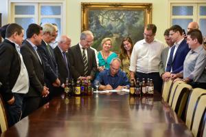 Governo envia para Assembleia projeto que reduz ICMS para cervejas artesanais