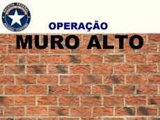 Receita Federal inicia Operação Muro Alto II