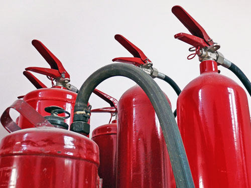 TRF1 mantém multa a empresa que não comprovou que testes em extintores estão de acordo com a ABNT