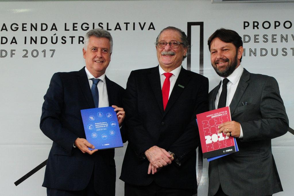 GDF vai enviar à Câmara Legislativa proposta de redução de imposto para a indústria