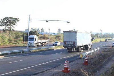 Sefaz Bahia monitora veículos de carga por meio de antenas nas rodovias