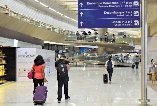 Privatizados, aeroportos devem ter de pagar IPTU