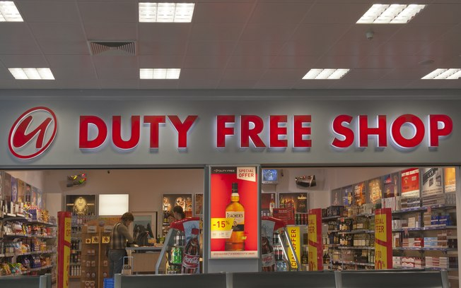 Duty free: saiba como comprar produtos sem impostos