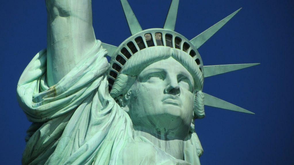estátua da liberdade Estados Unidos