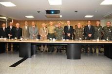 Receita Federal e Exército firmam parceria envolvendo o OEA Integrado