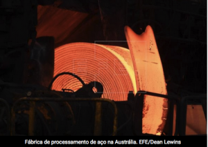 EUA abrem prazo para empresas buscarem isenções das tarifas de aço e alumínio