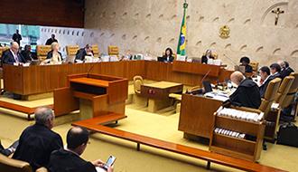 Plenário mantém regra que prevê necessidade da presença do trabalhador para levantamento do FGTS
