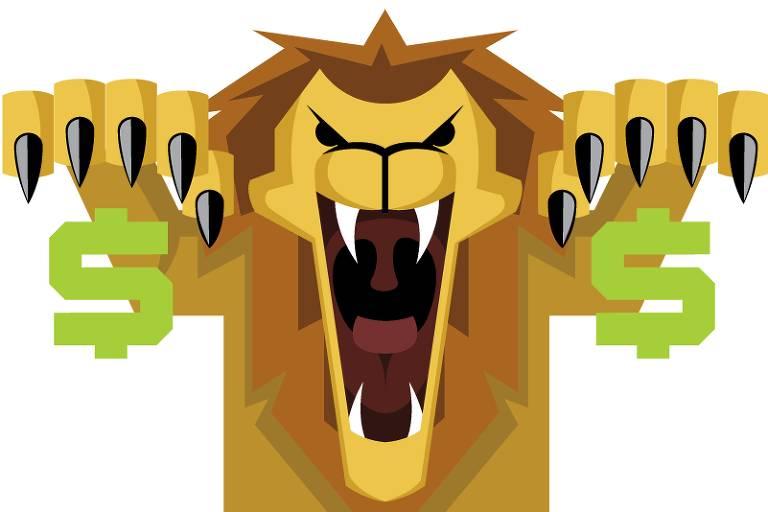 Leão imposto de renda