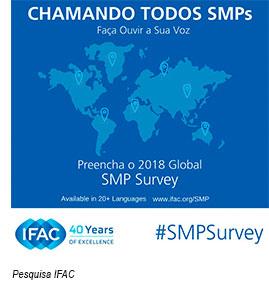Participe da pesquisa global da IFAC voltada às Firmas de Auditoria de Pequeno e Médio Portes