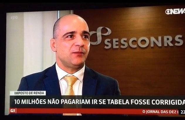 "Uma ""Porto Alegre"" paga imposto de renda indevidamente"