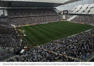 Receita Federal cobra R$ 288 milhões dos clubes do Estado de São Paulo