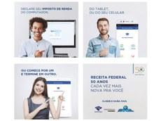 Campanha publicitária do IRPF 2018 traz orientações ao contribuinte