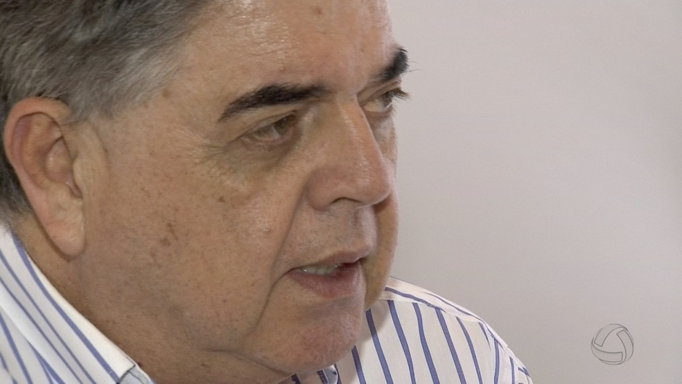 Ex-secretário estadual de Fazenda de MS, Marcio Monteiro, vai responder por improbidade administrativ (Foto: Reprodução/TV Morena)