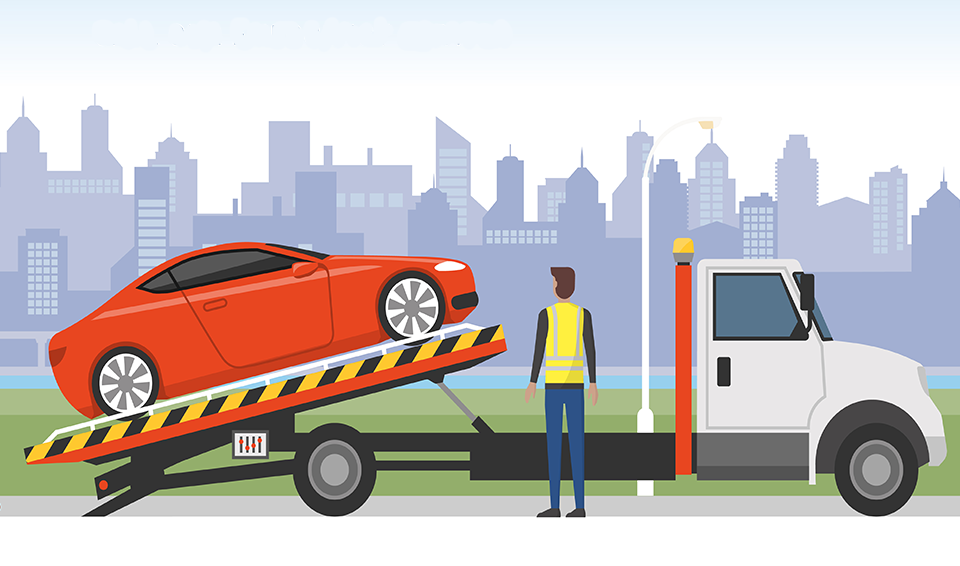 Condução de veículo não registrado e licenciado acarretará a penalidade de multa e apreensão do veículo