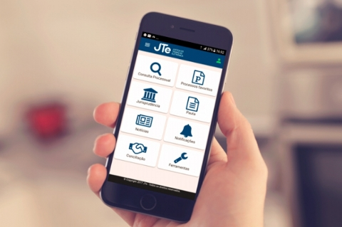 Aplicativo Justiça do Trabalho Eletrônica traz facilidades para o acompanhamento processual
