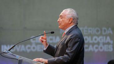 O presidente Michel Temer inaugurou hoje (14) a primeira etapa da construção do Sirius, o acelerador de elétrons considerado o maior empreendimento da ciência brasileira.