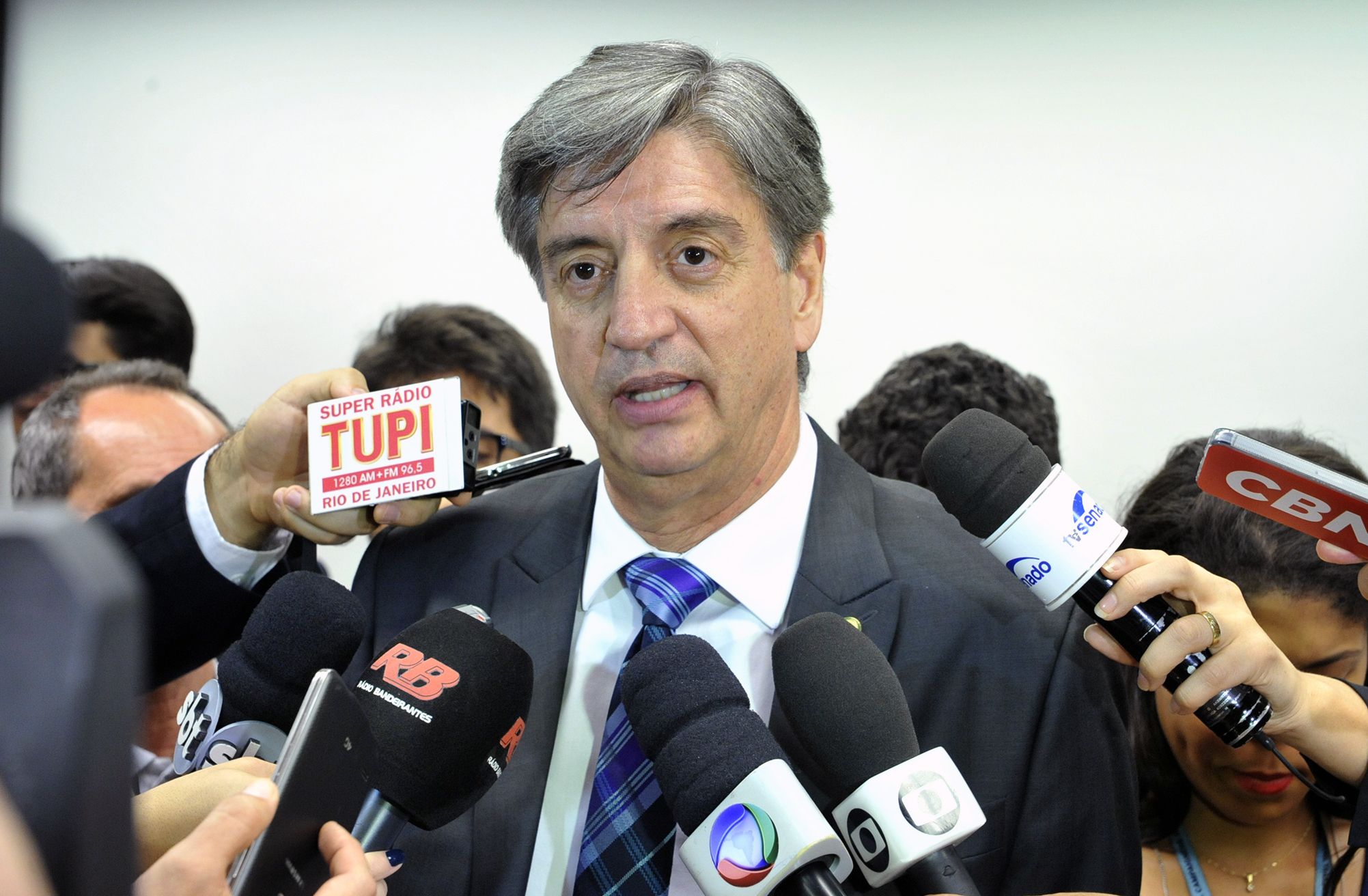 Dep. Dagoberto (PDT - MS), concede entrevista