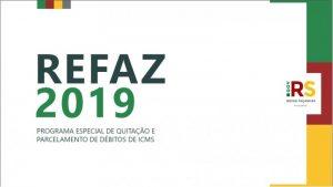 Simulador para negociação de débitos do Refaz já está disponível – Rio Grande do Sul