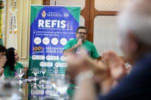 Manaus – Aberto período de negociação de dívidas pelo 'Refis Municipal 2019'