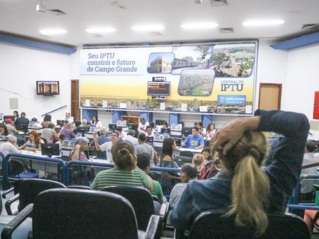 IPTU 2020 terá desconto de até 20% e e poderá ser parcelado em 10 vezes – Campo Grande