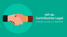 MP do Contribuinte Legal: negociação de dívidas junto à União