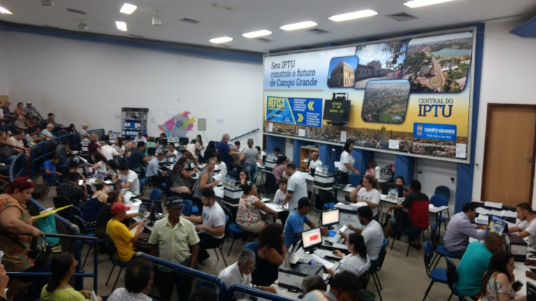 Refis Natalino oferece desconto de até 90% nos débitos com a Prefeitura de Campo Grande