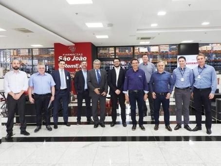 Receita Estadual amplia parcerias com setor farmacêutico no Receita 2030