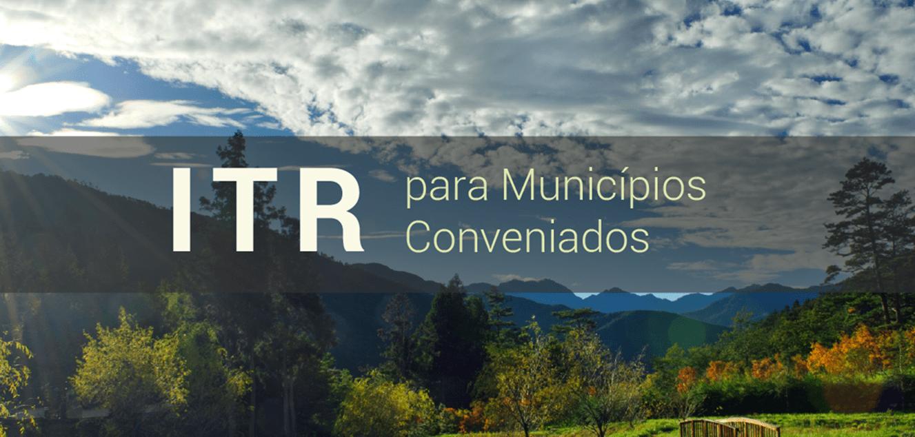 Última semana de inscrições para primeiro treinamento do ITR em 2020