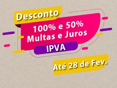 Maranhão reduz 100% de multas e juros do IPVA