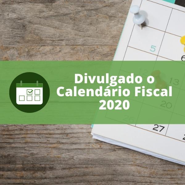 Goiás divulga calendário fiscal de 2020