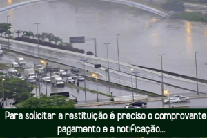 Prefeitura de SP suspende a cobrança de IPTU de vítimas de enchentes