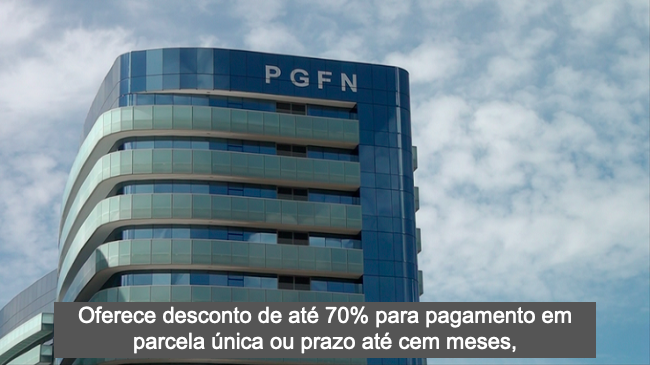 PGFN convida contribuintes a aderir a acordo para liquidação de dívidas