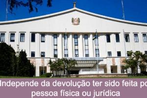 São Paulo passa a autorizar crédito de ICMS em caso de mercadoria devolvida independente do motivo