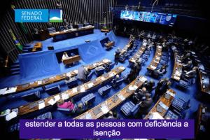 CAE pode votar isenção de IPI para surdos comprarem automóveis
