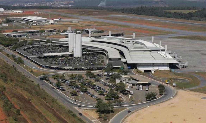 MG cria sua zona franca no aeroporto de Confins