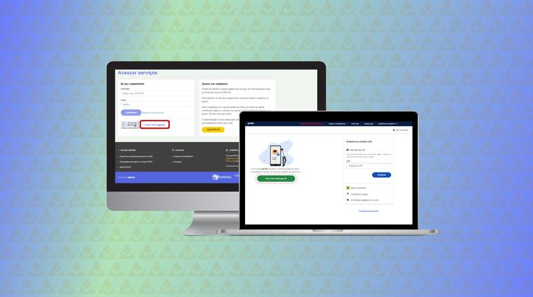 Portal REGULARIZE é integrado ao acesso único digital do governo federal (Gov.br)