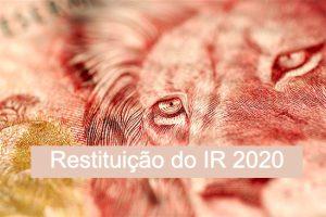 Receita abrehojeconsulta a segundo lote de restituição do IR 2020